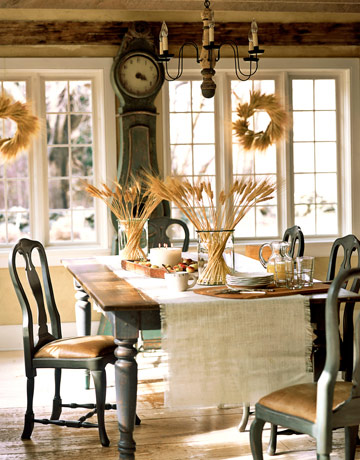 Dining Room Swedish Country Living